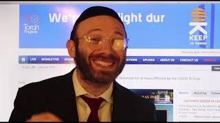 Thank You Hashem for TorahAnytime - R. Eli Scheller