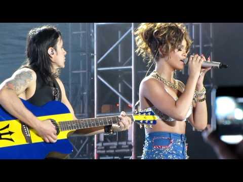Rihanna  Hate That I Love You  in Belo Horizonte HD