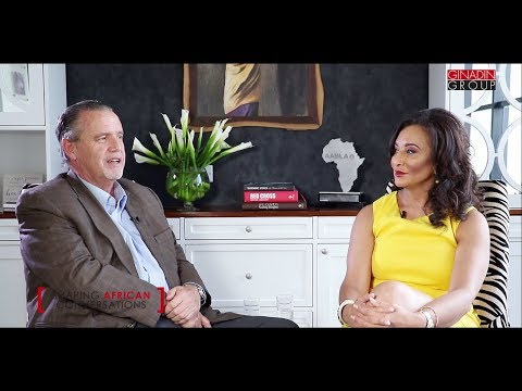 Bill Lay & General Motors on Building Networks - Shaping African Conversations #GinaDinGroup