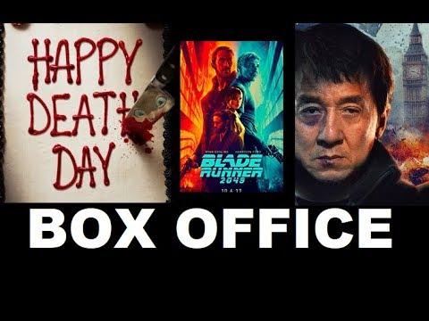 Box Office Addict - Happy Death Day