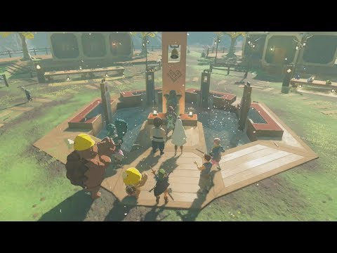 La tunica dell'Eroe [The Legend of Zelda Breath of the Wild ep 144]