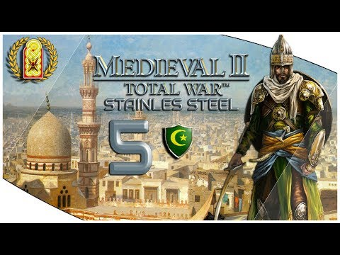 Medieval 2 Total War Stainless Steel Seljuk Empire Rise Campaign | PART 5