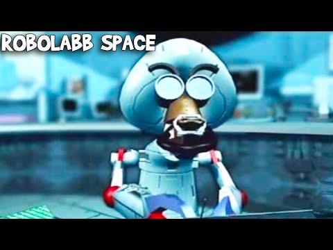 Robolabb Space Jokers 2.Bölüm