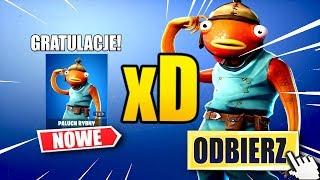 The STRANGEST SKIN in the game XD Shop Fortnite 27.12.18 (PALUCH FISH) Fortnite Battle Royale
