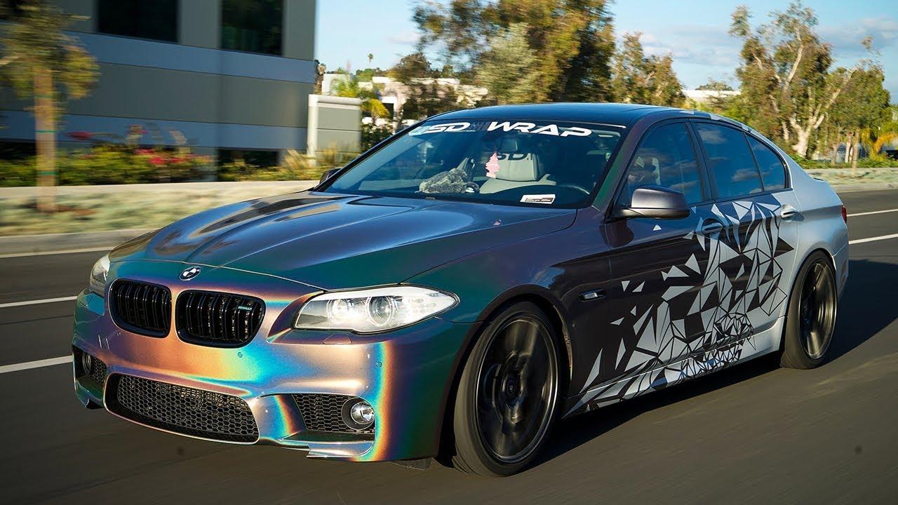 Tanner Fox Car Wrap - Best Car Reviews 2019-2020 by ...