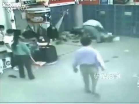 Shopping Cart Kills Woman In Freak Accident