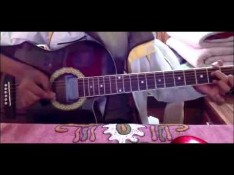 Guitar gulabi aankhen guitar tabs : Gulabi Aankhen guitar lead - YouTube