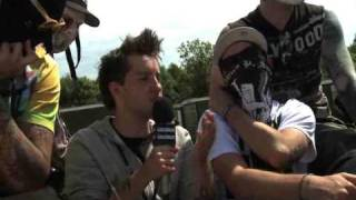 Hollywood Undead Interview