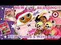 NEW LOL BEDDING AND SERIES 3 WAVE 2 PETS