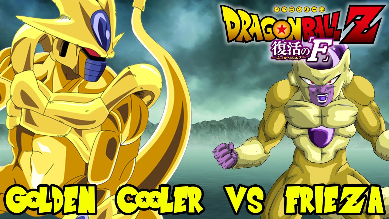 Dragon Ball Z Cooler Vs Frieza Can Cooler Achieve The Golden Fukkatsu No F Form