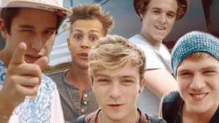 The Vamps Sound Check Bus Tour with 5th Harmony and Austin Mahone - The Vamps Takeover Ep 1