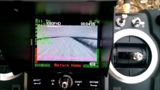 hubsan x4 pro h109s тестовый полет на 1509 метров
