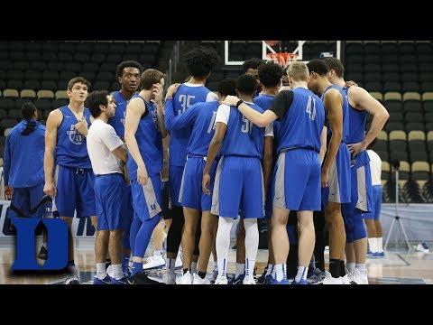 Duke Prepares For Experienced Rhode Island Team In 2nd Round