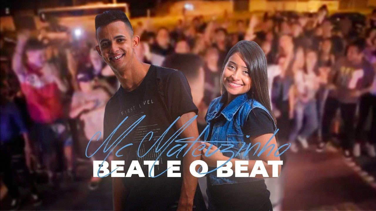 FUNK GOSPEL 2019 (( MC MATEUZINHO )) BEAT E O BEAT - CLIPE OFICIAL