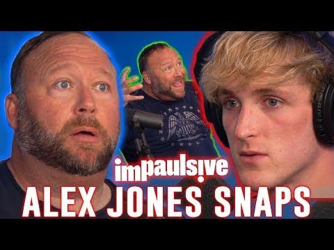 ALEX JONES IS... ALEX JONES - IMPAULSIVE EP. 60