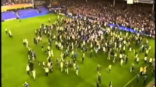 سجل اول هدف له بعد 11 سنة شوفو فرحة جمهور ايفرتون