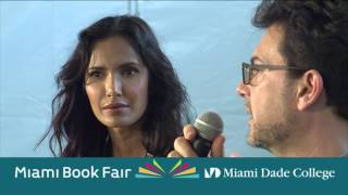 Padma Lakshmi @ Miami Book Fair International