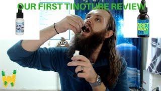 Tincture Time! Yummi Karma Drift Away Tincture 300 mg review.