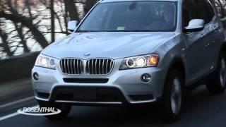 BMW of Alexandria - 2011 BMW X3 Test Drive & Review