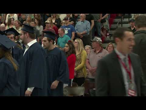 Central Lakes College Brainerd Commencement Ceremony (5-16-19 4:00pm)