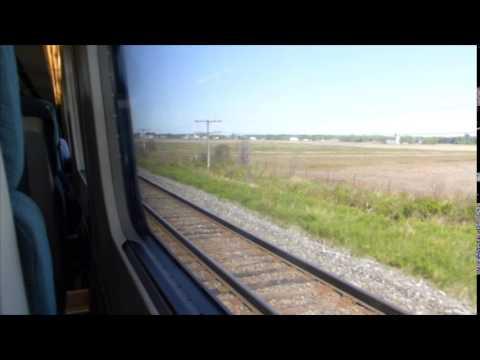 Montréal-Québec Par Via Rail