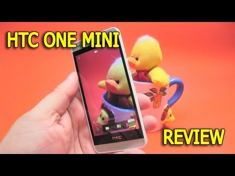 HTC One Mini review Full HD în limba română - Mobilissimo.ro