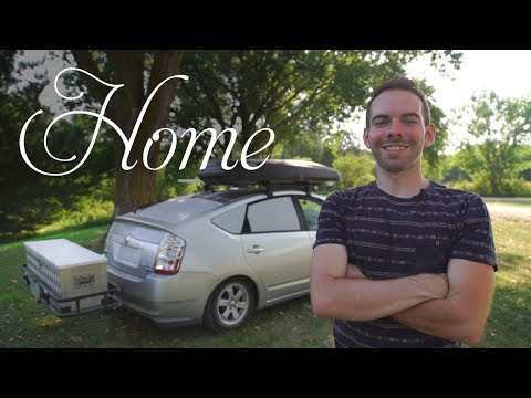💸 How I LIVE In A TOYOTA PRIUS - LIVE EASY: Sleeping In A Car Full Time