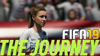 FIFA 19 The Journey ⚽ Part 7 - Zwei Tore für die USA - Let