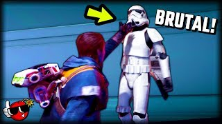 Jedi Fallen Order - BEST FORCE POWERS You Can Use In The Game (Star Wars Jedi Fallen Order Gameplay)