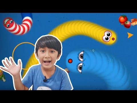 Ziyan Main Game Cacing Worms Zone