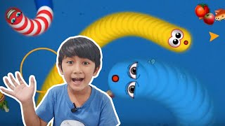 Ziyan Main Game Cacing Worms Zone