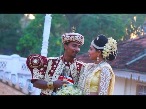 Tharnga & Udaya wedding
