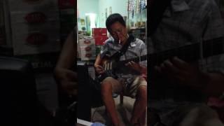 Nhạc sĩ Xuân Thạnh guitar điện !