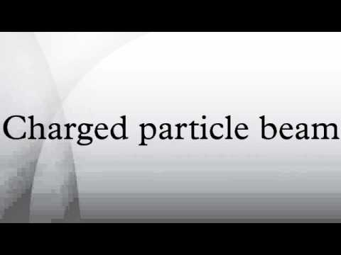 Charged particle beam