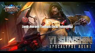 Download Mp3 Lagu Nsc Gamer Mobile Legend.  Janji-heroes Tonigth
