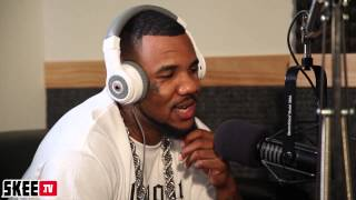 Rapper Game Interview W/ DJ Skee: Talks Album Jesus Piece, 300 Bars, 50 Cent Diss, Shyne + More