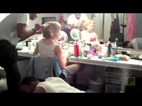 """PLAYBILL BACKSTAGE: """"Anything Goes"""" Part 3"""
