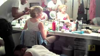 "PLAYBILL BACKSTAGE: ""Anything Goes"" Part 3"