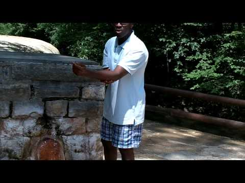 Natural Mineral Water Spring at Saratoga Springs State Park (NY)- Part 1