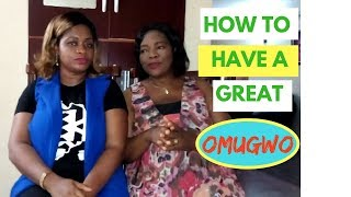 OMUGWO | HOW TO CARE FOR NEWBORN BABY & MOM | NIGERIAN STYLE