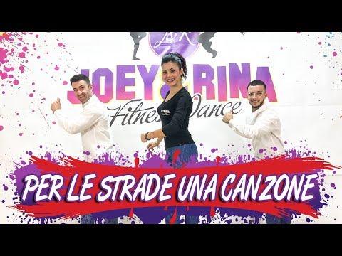 PER LE STRADE UNA CANZONE Coreografìa Joey&Rina || TUTORIAL || Balli di Gruppo 2019 Line Dance