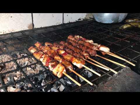 Rwanda Eats: Brochettes In Kigali