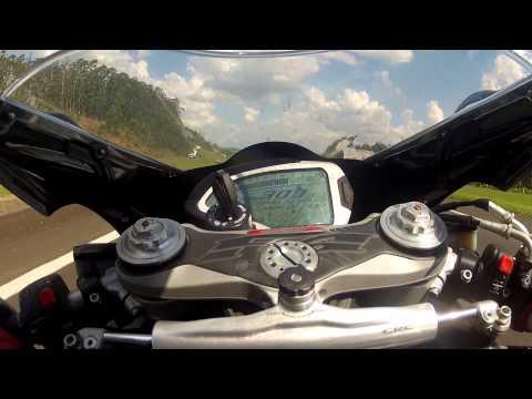 MV Agusta a 316 km/h na Castelo Branco