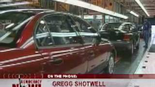 UAW Activist Gregg Shotwell on Democracy Now - 12/19/08 (Part 2 of 2)