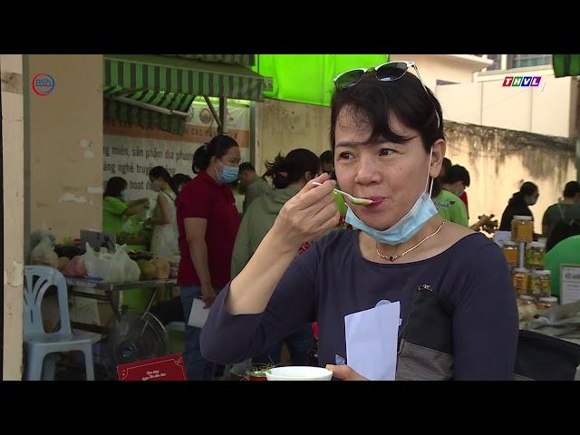 Phở sắn hải sản sốt chanh dây tại Phiên chợ Xanh - Tử tế