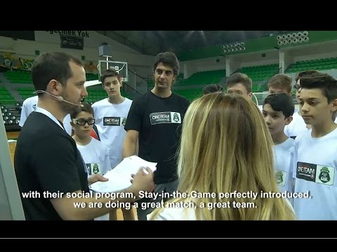 Euroleague Basketball, Dogus Group launch social responsibility collaboration