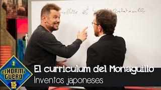 ¿Mintió El Monaguillo en su currículum sobre su nivel de idiomas? - El Hormiguero