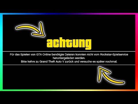 GTA 5 ONLINE WURDE GEHACKT?! - SERVER SEIT ÜBER 40 STUNDEN OFFLINE! | GTA V News