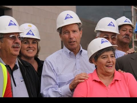 Tom Udall: On the Road to Recovery