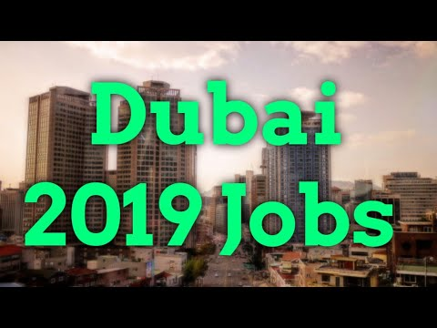 Dubai 2019 Direct Company Job Visa 90000 Salary || Azhar Vlogs Dubai